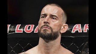 CM PUNK Attacked by MMA Fan ? - CM PUNK upset -