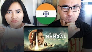 Indonesians React To Mission Mangal Official Trailer | Akshay Kumar