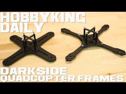 Darkside Quadcopter Frames - HobbyKing Daily - UCkNMDHVq-_6aJEh2uRBbRmw