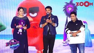 Kapil Sharma, Kiku Sharda and Archana Puran Singh share experience of dubbing for Angry Birds