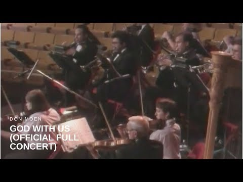 Don Moen - God With Us (Official Full Concert)