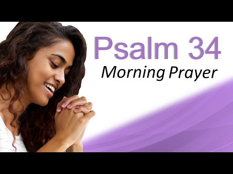 GOD WILL DELIVER YOU OUT OF THEM ALL - MORNING PRAYER