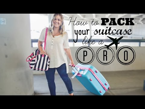 How to Pack Your Suitcase Like a Pro! - UCIO3pwlRrNfbOxO54j3j4AA