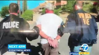 KABC ABC 7 Eyewitness News at 4pm Sunday teaser and breaking news open July 14, 2019