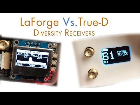 LaForge Vs. Furious True-D Diversity Receiver - UCnESUCra9OFwE8vAcCvHzNg