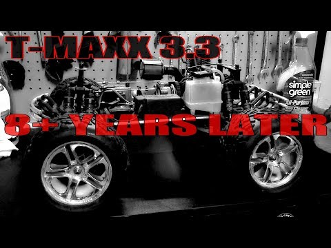 T-Maxx 3.3 Cold Start After 8+ Years! - UCR2-o7pbGC9NB7kV5jEmZfw