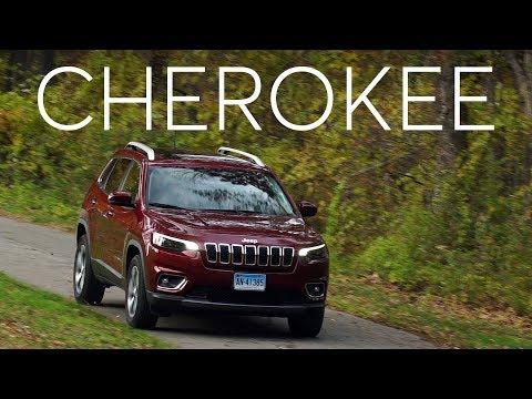 2019 Jeep Cherokee Quick Drive | Consumer Reports - UCOClvgLYa7g75eIaTdwj_vg
