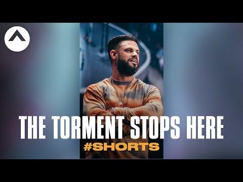 The Torment Stops Here #Shorts  Pastor Steven Furtick