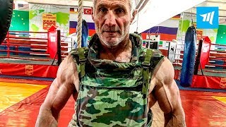 55 Years Old Super Shredded Athlete | Muscle Madness