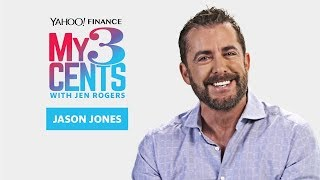 Comedian Jason Jones talks business, making money and success