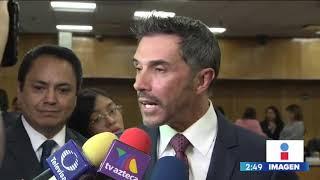 Morena defiende a Sergio Mayer tras acusaciones de pedir
