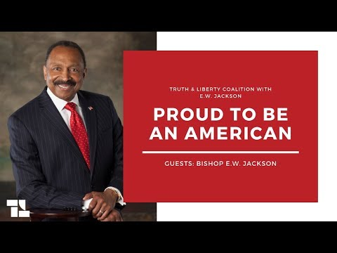E.W. Jackson Joins Us For Truth & Liberty Livecast - July 1, 2019