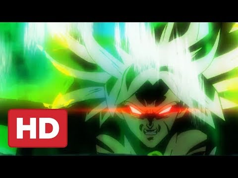 Dragon Ball Super: Broly Movie Trailer (English Dub Reveal) Exclusive - Comic Con 2018 - UCKy1dAqELo0zrOtPkf0eTMw