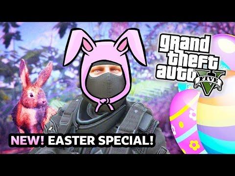 GTA 5 Online PIGGY HUNT & HIPSTER HUNT! GTA 5 Funny Moments