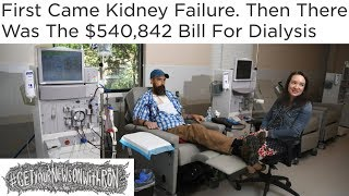 Kidney Failure Causes Bankruptcy For Person With Doctor's Health Insurance