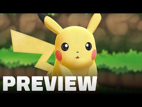 Pokemon: Let's Go Is a Relaxing, Approachable Adventure by Design - UCKy1dAqELo0zrOtPkf0eTMw