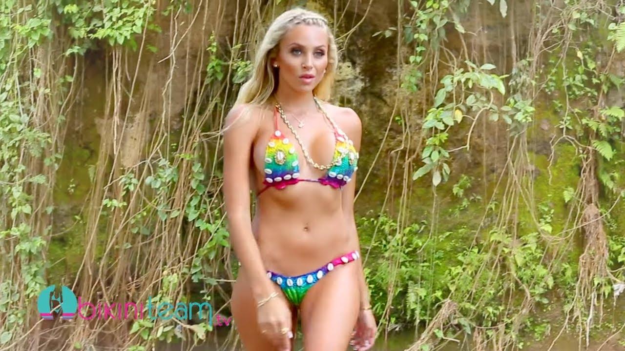 Khloë Terae BikiniTeam Asian Tour Bali 2015