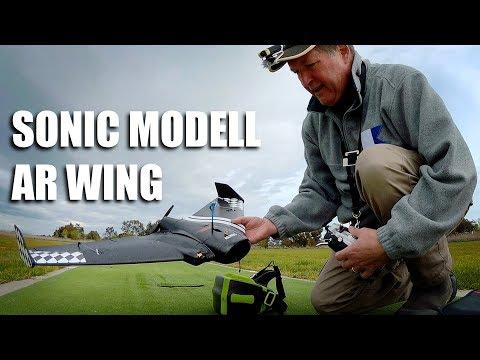 Sonic Modell AR Wing - UC2QTy9BHei7SbeBRq59V66Q
