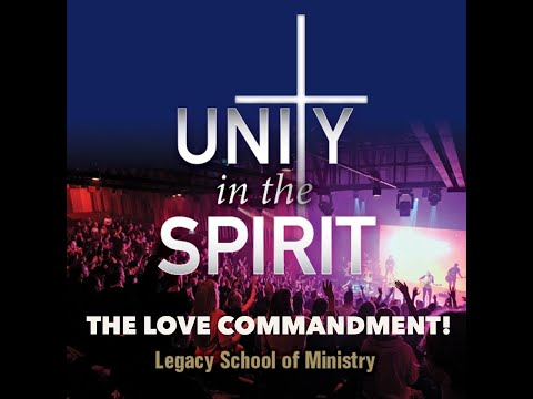 THE LOVE COMMANDMENT!