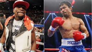 """BREAKING NEWS: FLOYD MAYWEATHER VS MANNY PACQUIAO REMATCH MUST HAPPEN SAYS """"SUGAR"""" RAY LEONARD !"""