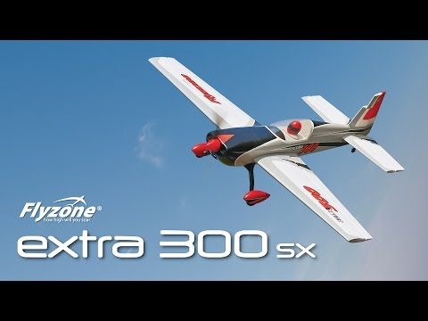 Spotlight: Extra 300 SX 3D Rx-R by Flyzone - UCa9C6n0jPnndOL9IXJya_oQ