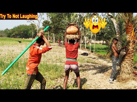Must Watch Funny??Comedy Videos 2019 - Episode 100 || Jewels Funny ||