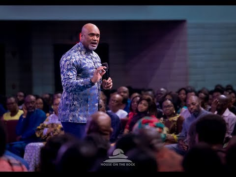 God Is Much Bigger Than First Place  Paul Adefarasin  Something Is About To Happen