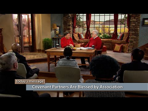 Covenant Partners Are Blessed by Association