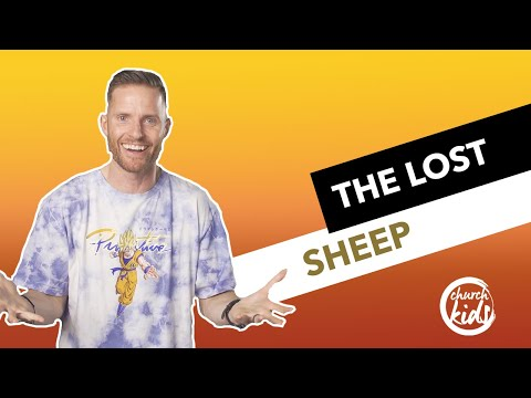 ChurchKids: The Lost Sheep