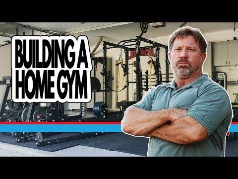 Mark Rippetoe on Building a Home Gym Illustrated! - UCV_zy48AlwwGpdJEka1ay7w