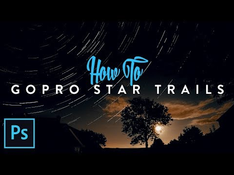 HOW TO GoPro Star Trails   TUTORIAL