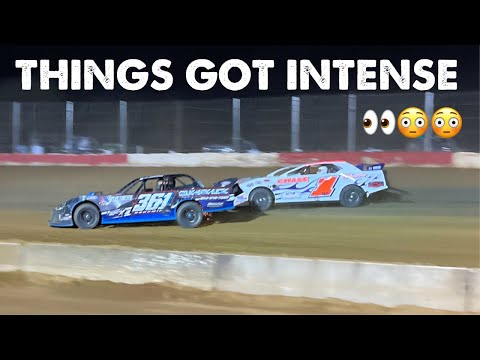 """Chasing the BIG Money """"Old School Style"""" at Deep South Speedway!! - dirt track racing video image"""