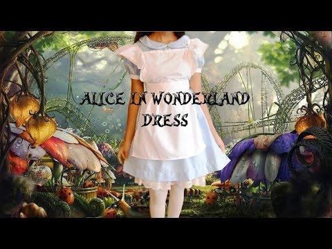 DIY Simple Alice in Wonderland Dress - UChz1q2SNSAPRZIGkzmhDqMw