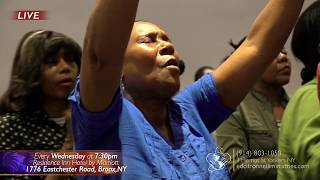 Wednesday Night Holy Spirit Power Service with Prophet Ed Citronnelli 082119