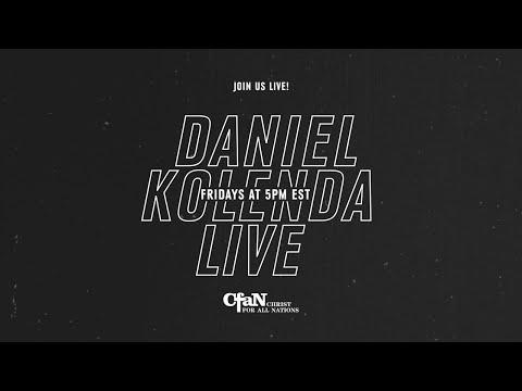 Daniel Kolenda LIVE  April 17, 2020