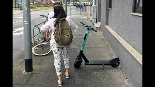 Parking bans and restricted zones: How German cities plan to crackdown on e-scooters