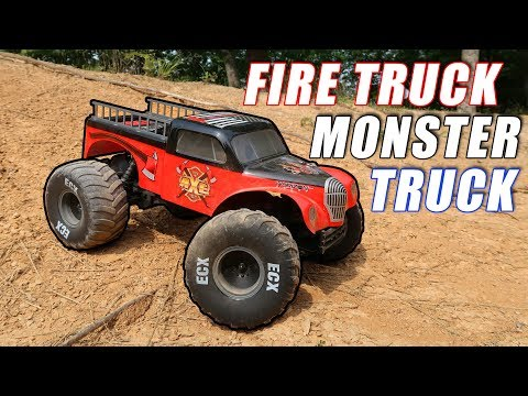 COOLEST RC Monster Truck Ever! - ECX 1/10 Axe  2WD - TheRcSaylors - UCYWhRC3xtD_acDIZdr53huA