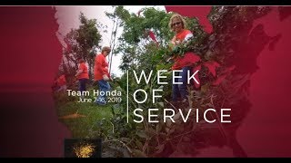 Week of Service: Honda of America, Mfg. and Rebuilding Together Dayton