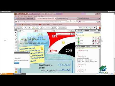 Java Enterprise Edition (J2EE) |Aldarayn Academy| lecture 9
