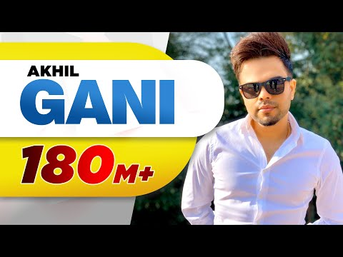 GANI LYRICS - AKHIL ft. Manni Sandhu | Punjabi Song