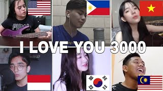 Who Sang It Better : Stephanie Poetri - I Love You 3000 (us,vietnam,philippines,malaysia,indo)