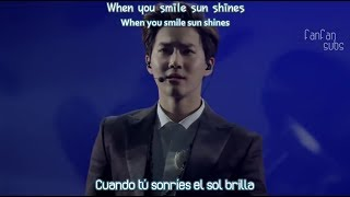 Baby Don't Cry (인어의 눈물) [ Sub Español /Rom/Han]