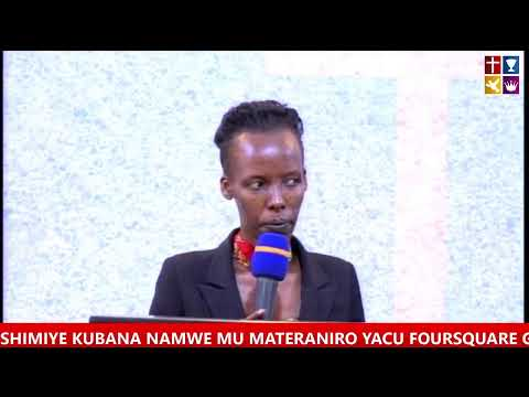 LIVE//FOURSQUARE TV - SUNDAY FIRST SERVICE - 15/09/2019