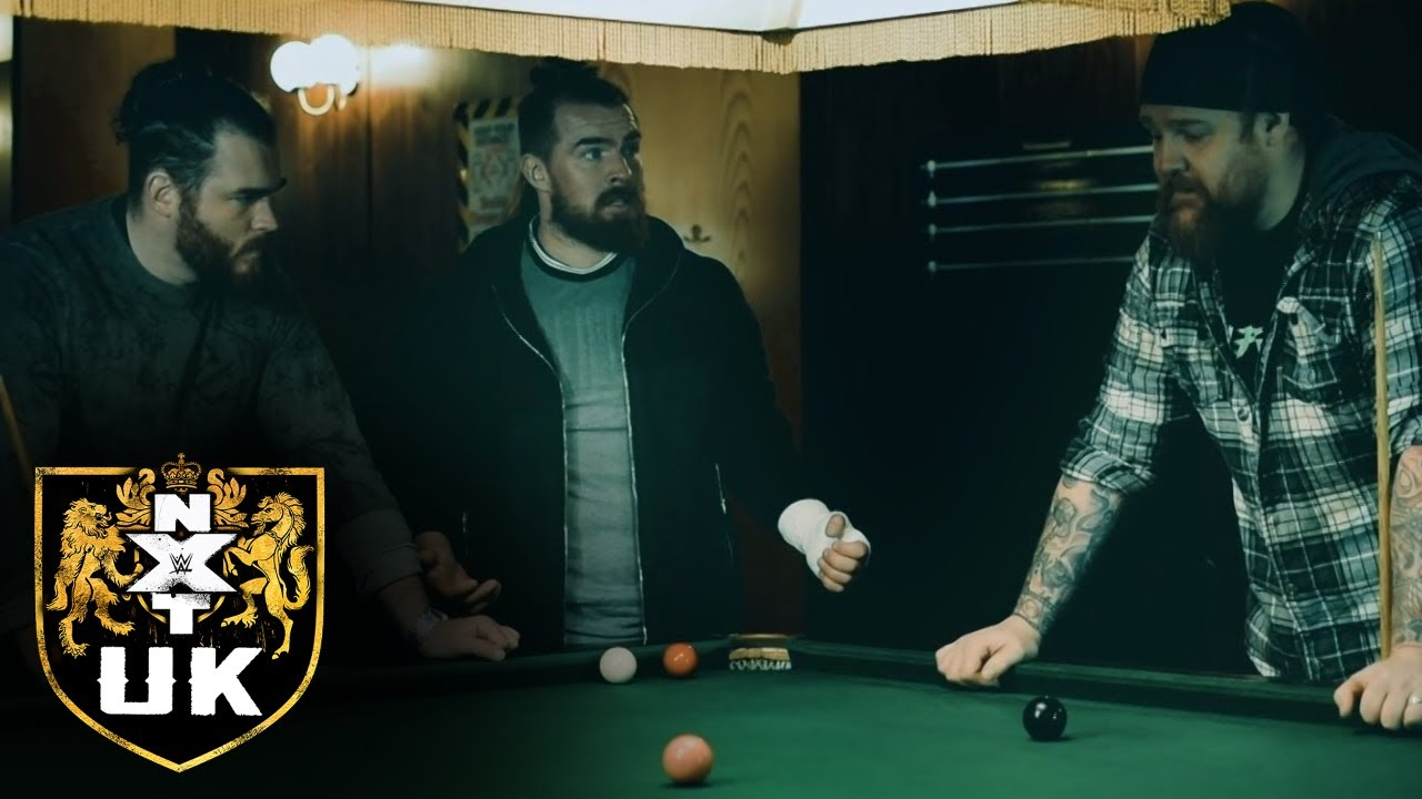 Gallus look to regroup after setbacks: NXT UK, March 11, 2021