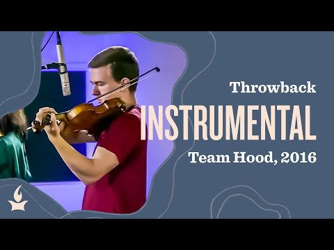 (Instrumental) Team Hood -- The Prayer Room Live Throwback Moment