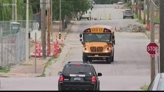 'I completely flipped out' | Parents say they received no updates about school bus that was hours la