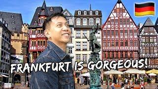 Frankfurt, Germany is Gorgeous | Vlog #555