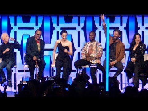 STAR WARS Episode 9 Celebration Panel - The Rise of Skywalker - UCnIup-Jnwr6emLxO8McEhSw