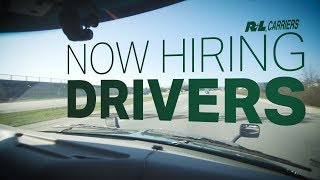 Now Hiring Truck Drivers Nationwide