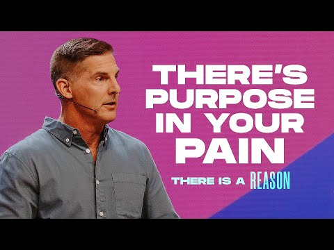 A Purpose in Your Pain